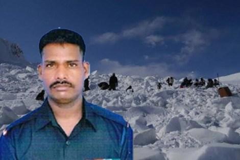 हनुमंथपा THE SNOWMAN