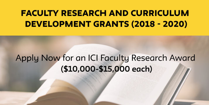 Faculty Research & Dev Grant