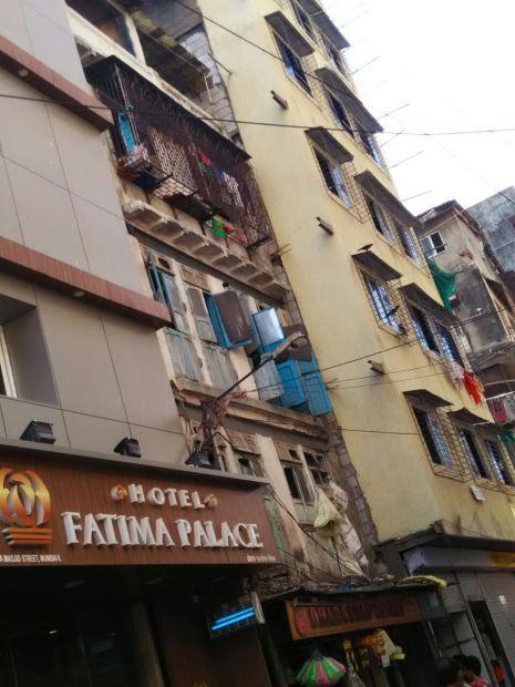 Mafia Illigal Building 98, Zakariya Masjid Street, Bhavnagari Mohalla, Chawal Gulli, Masjid Bundar_005