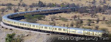 India's original luxury train