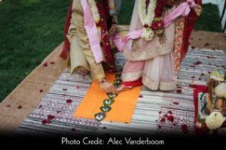 Anu Oza and Maneesh Verma