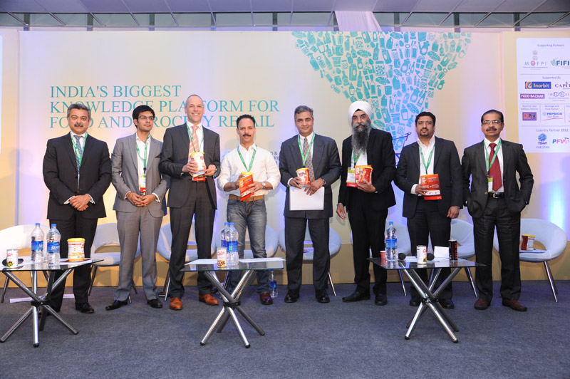 product-launch--India Food Forum