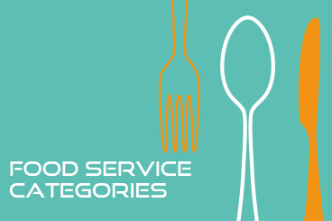 Food-Service-Categories