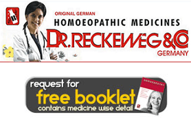 Free Homeopathy Booklet For Total & Safe Cure | Dr. Reckeweg