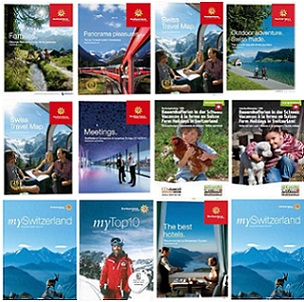 Free Switzerland Tourism Brochures | Order Free Brochures of Switzerland