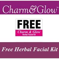 Charm and Glow Facial Kit Free Sample | Charm & Glow | Ban Labs