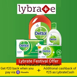Lybrate Dettol Kit Offer