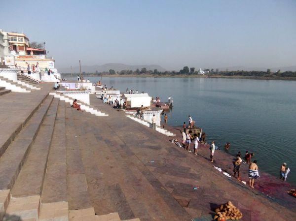 Narmada near Hoshangabad India Travel Forum IndiaMikecom