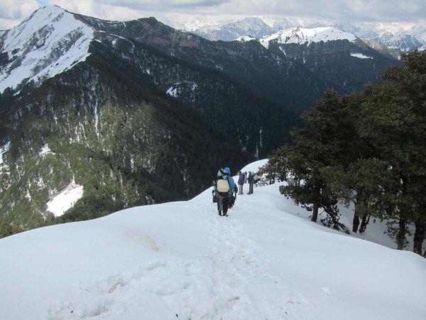 Brief Trip Report Shoja Jalori Pass To Bathaahad Bashleu