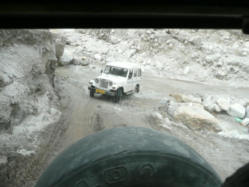 ShimlaNakoMallingTaboSpitiKaza Road India Travel