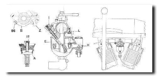 harley carb diagram 1934 c diagrams auto parts catalog. Black Bedroom Furniture Sets. Home Design Ideas
