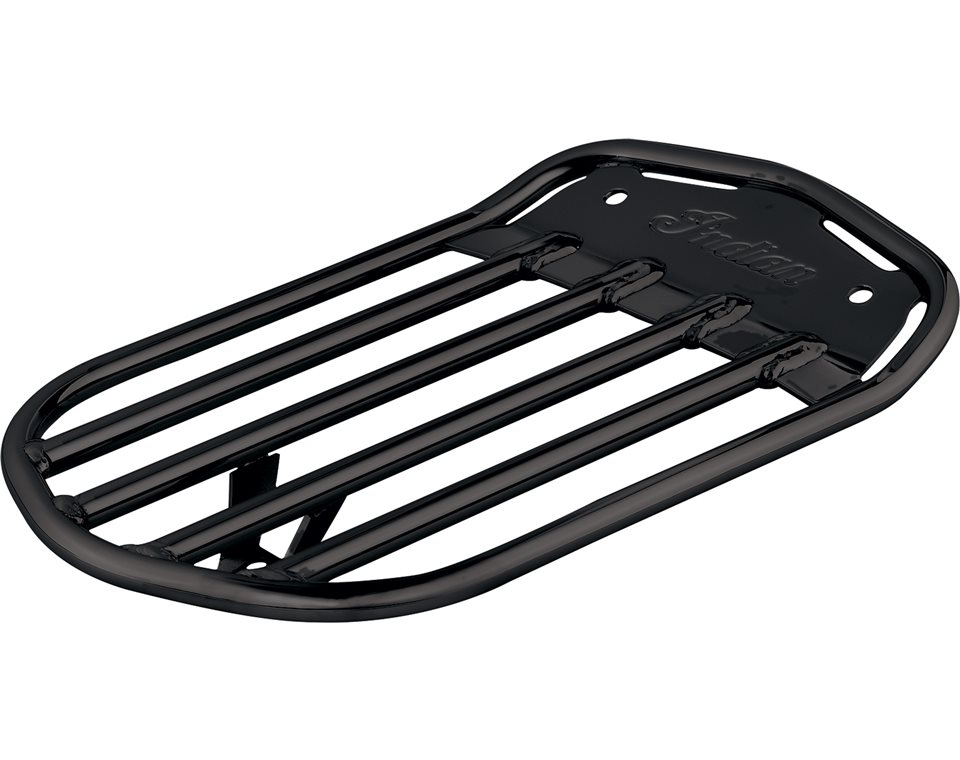 black one up luggage rack