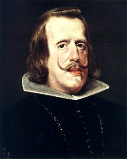 King Philip IV 1621 - 1665