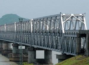 stunning railway bridges in ind