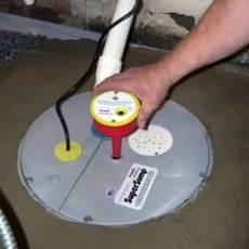 Basement Finishing: Sump Pump