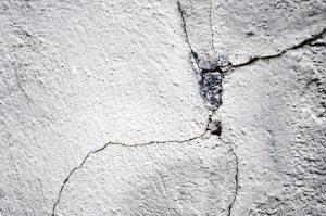 Cracked Stucco closeup