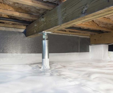 What Is a Crawl Space Vapor Barrier & How Does It Help Your Home