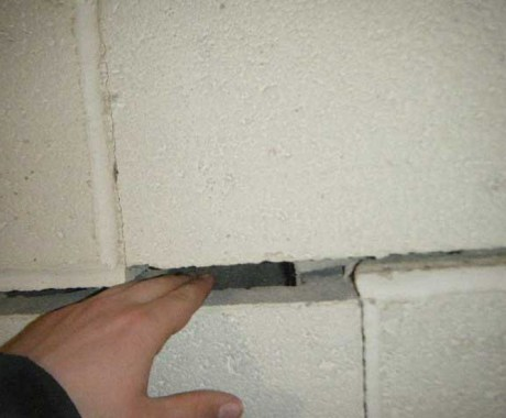 Foundation Cracks in Your Home – Know the Types and Causes