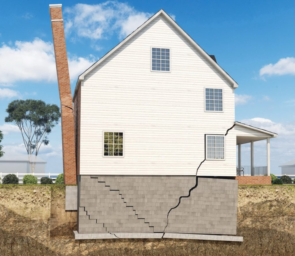 signs of foundation issues