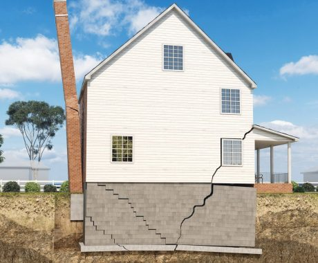 How to Combat A Settling Foundation