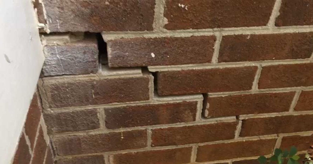 cracks in your foundation