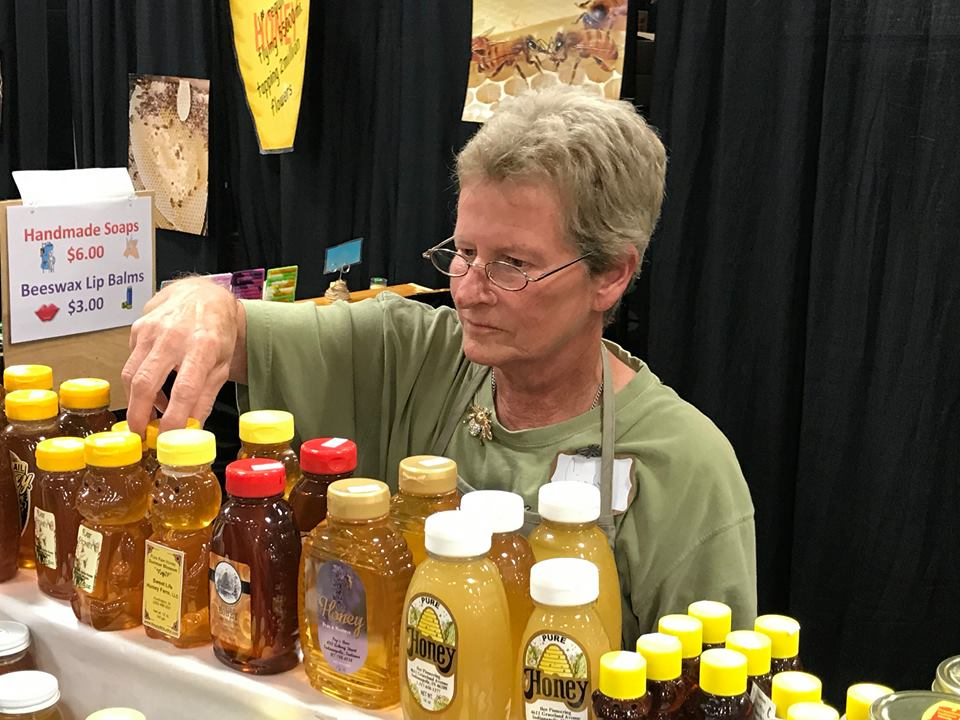 Selling Honey in Indiana