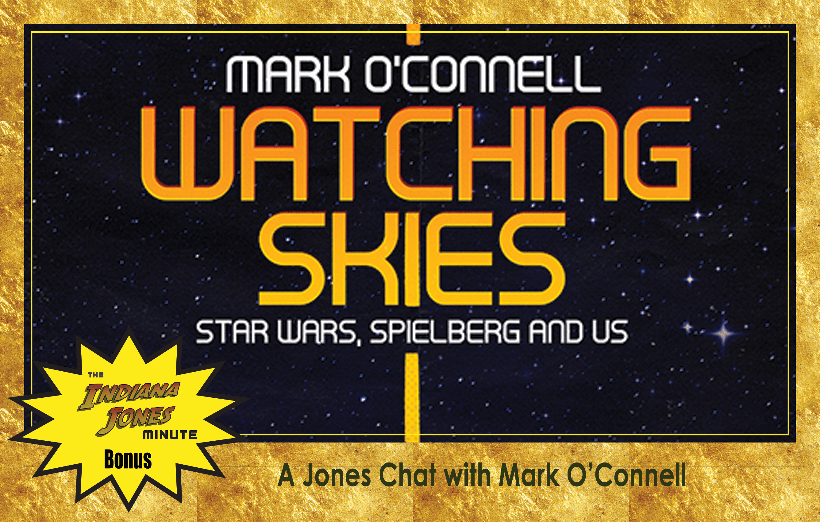 Bonus: A Jones Chat with Mark O'Connell