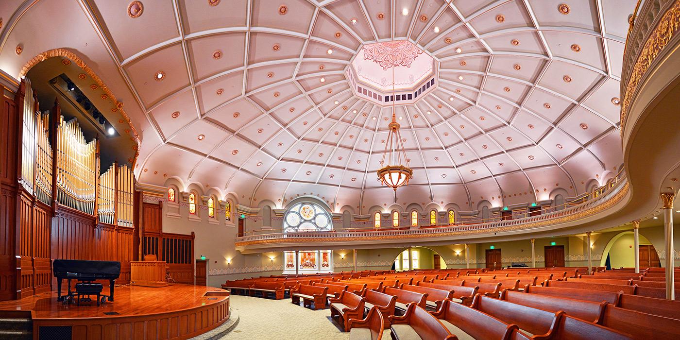 Grand Hall Indiana Landmarks Center Rental Venue