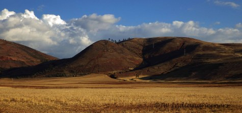Easy to see why Nat Geo dubbed The Sacred valley Ride in the top 10 scenic rides from around the world......