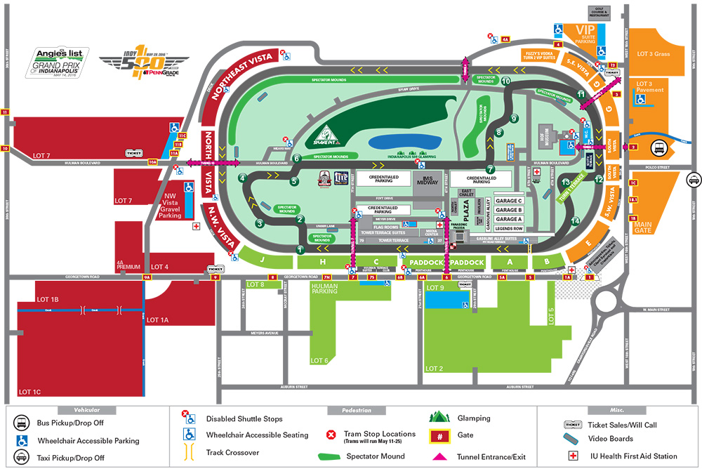 Image result for Indy race track map