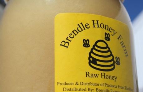 Indiana Raw Honey