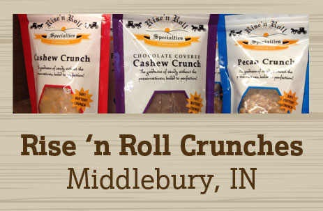 rise and roll crunches indiana