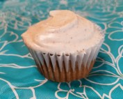 Tuttle's Apple Butter Cupcakes