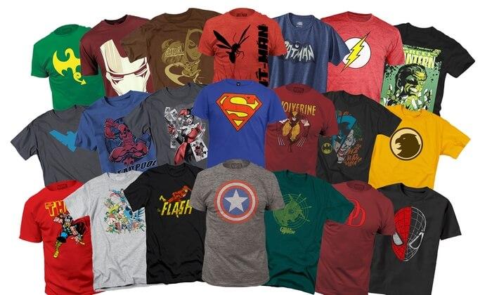 9a0d9703 Superhero T-Shirts India Online for Men & Women | Indian Aurochs Store