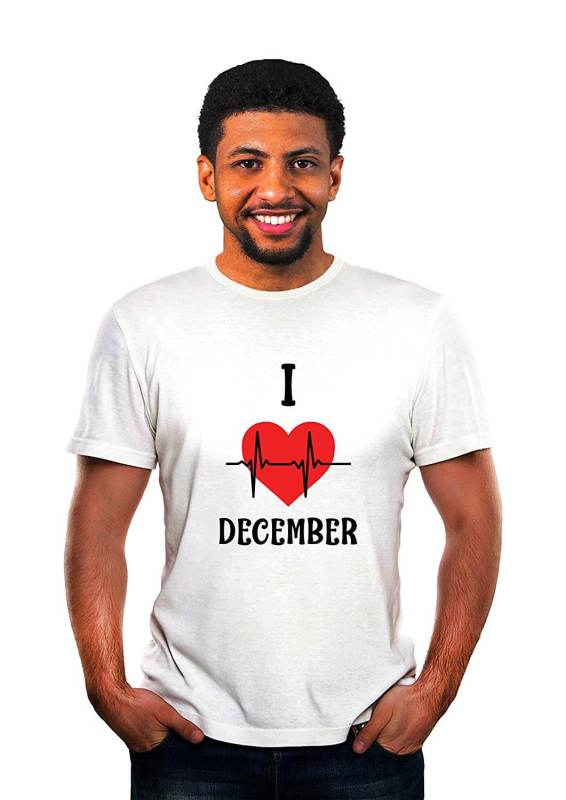 December T-Shirts Online India