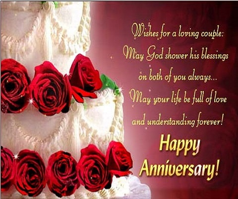 Happy Marriage Anniversary Wishes Images/Photos/Wallpapers