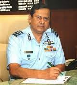 Air Marshal B Suresh