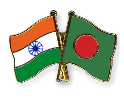 Bangladesh flag with India _indianbureaucracy