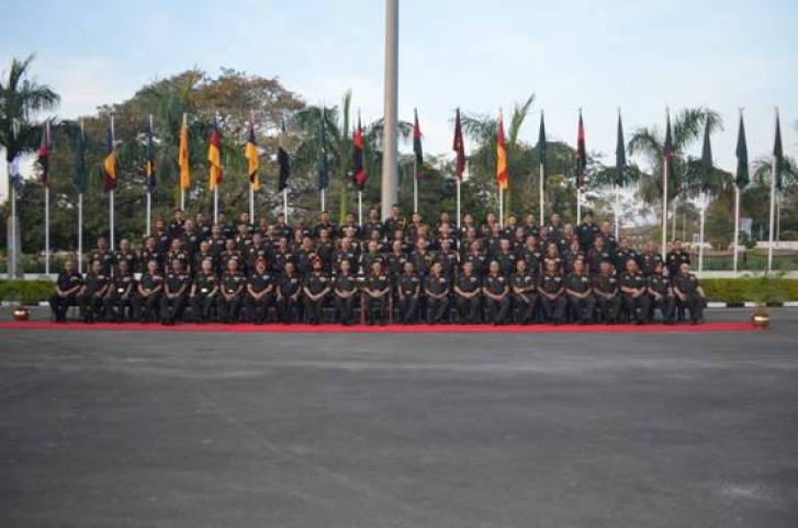 33rd Infantry Commanders Conference-indianbureaucracy