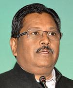 Devendra Chaudhary IAS
