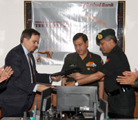 Indian Army and Indusind Bank -indianbureaucracy