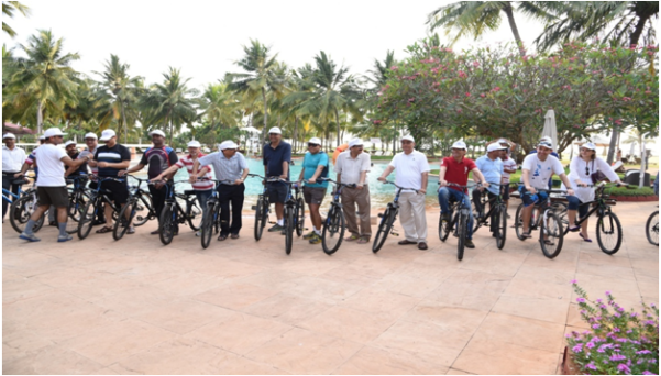 AAI-IATA-cycle-rally-indianbureaucracy-goa