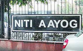 NITI Aayog initiated transformative change in Health and Education