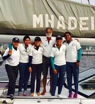 Indian Naval Sailing Vessel Mhadei-indianbureaucracy