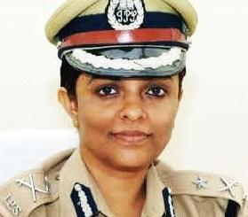 Mrs.B. Sandhya IPS -indianbureaucracy