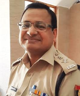 Rajneesh Gupta IPS-indianbureaucracy