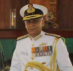 Admiral Sunil Lanba,Admiral Sunil Lanba,