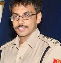M. Harsha Vardhan IPS -indianbureaucracy