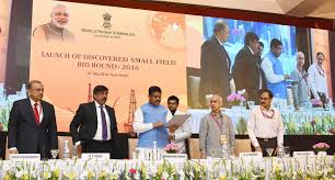 'Discovered Small Fields Bid Round 2016-indianbureaucracy