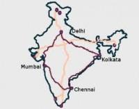 Diamond Quadrilateral Network in Indian Railway_indianbureaucracy